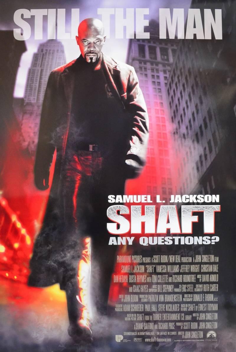 دانلود فیلم Shaft 2000 دوبله فارسی - شفت 1