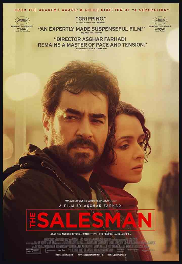 دانلود فیلم فروشنده - Salesman