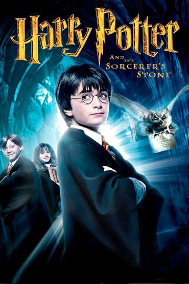 دانلود فیلم Harry Potter and the Sorcerer's Stone 2001 دوبله فارسی - هری پاتر 1