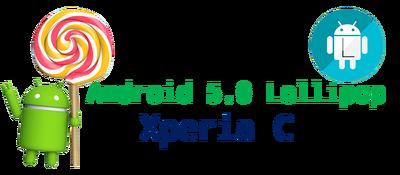 دانلود رام سیانوژن اندروید 5.0.1 برای Xperia C