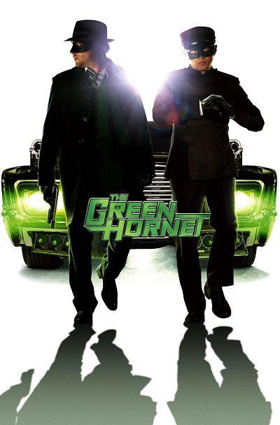 دانلود فیلم The Green Hornet 2011 دوبله فارسی - زنبور سبز