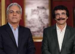 افتخاري در دورهمي از مشکلاتش گفت / بغل کردن احمدي نژاد