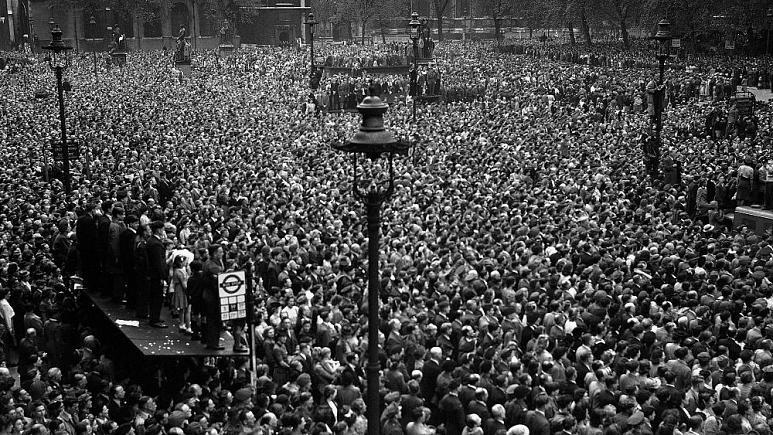 «روز پیروزی»؛ هفتاد و پنجمین سالگرد پایان جنگ جهانی دوم