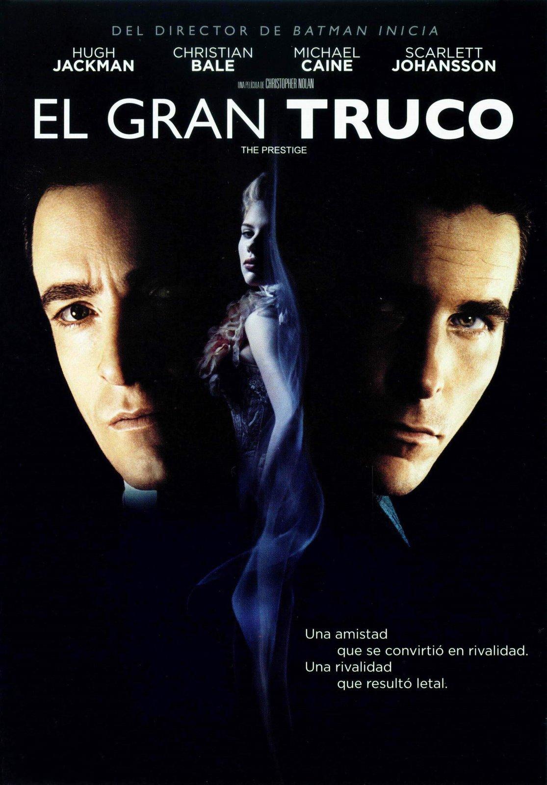 دانلود فیلم The Prestige 2006 دوبله فارسی - پرستیژ ( حیثیت )