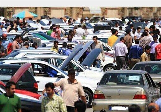 شوک جدید در بازار خودرو /کاهش ۵ تا ۱۰ میلیون تومانی قیمت ها