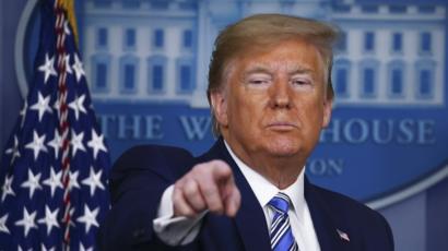 چک سفید امضای جنگ در دست ترامپ
