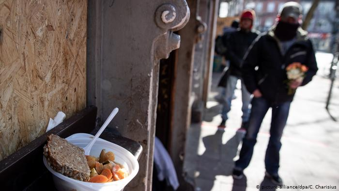 کرونا و ۲۶۵ میلیون گرسنه
