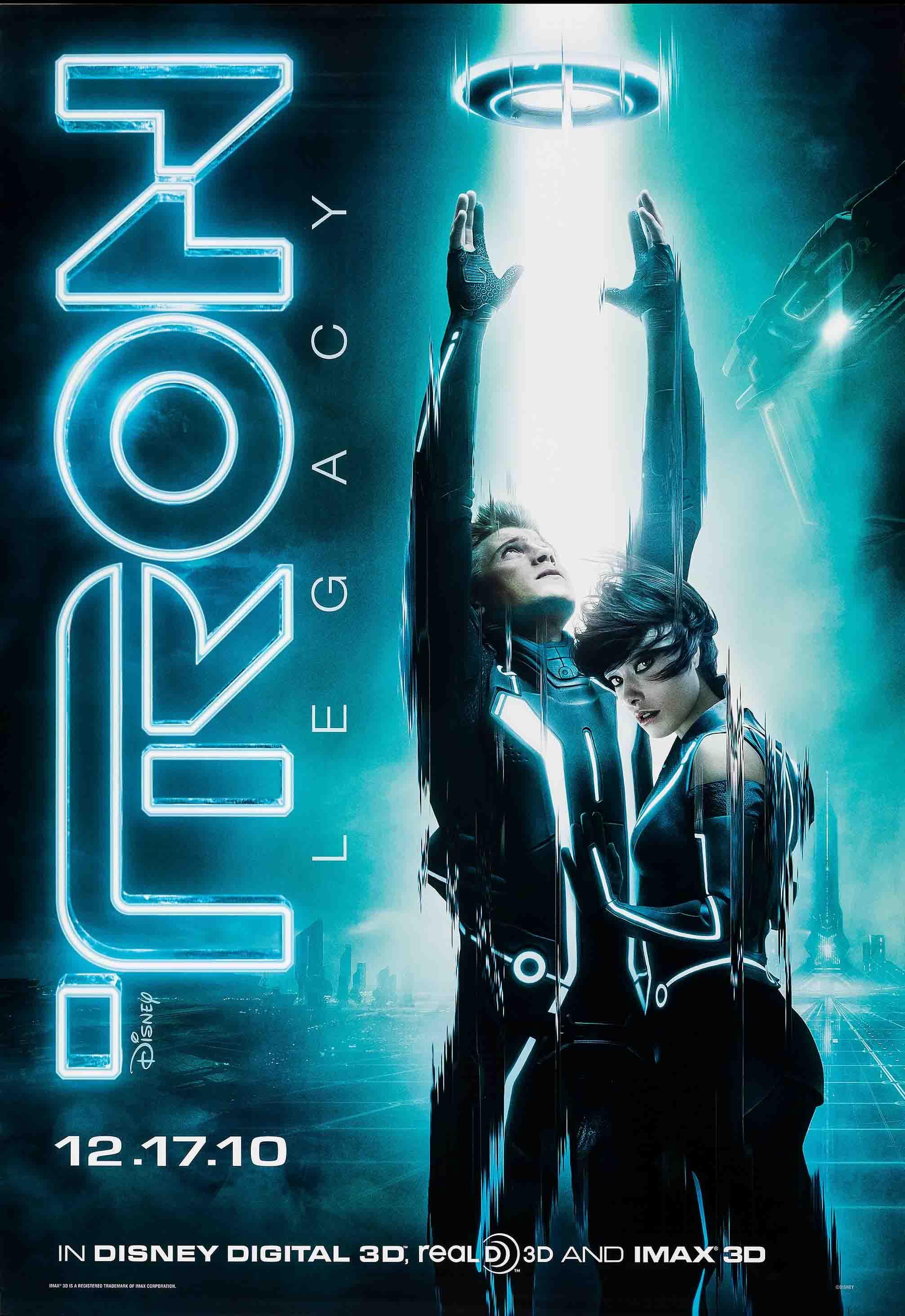 دانلود فیلم TRON Legacy 2010 دوبله فارسی - ترون: میراث 2010