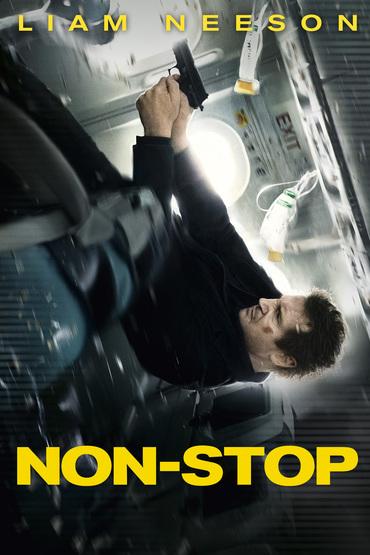 دانلود فیلم Non Stop 2014 دوبله فارسی - توقف ناپذیر