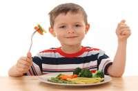 چگونه اشتهاي کودک به غذا را افزايش دهيم؟