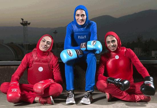 ۱۰ ورزشکار پرهوادار زن ایرانی در اینستاگرام