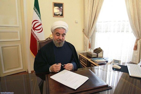 روحانی شهادت جمعی از دریادلان نیروی دریایی ارتش را تسلیت گفت