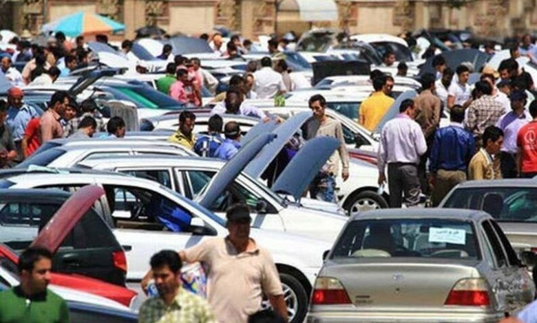 ریزش ۲۰ تا ۳۰ میلیون تومانی قیمت برخی خودروها در بازار/ معاملات فعلاً متوقف است
