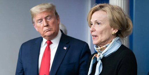تقلب ترامپ برای کاهش شمار قربانیان کرونا رو شد