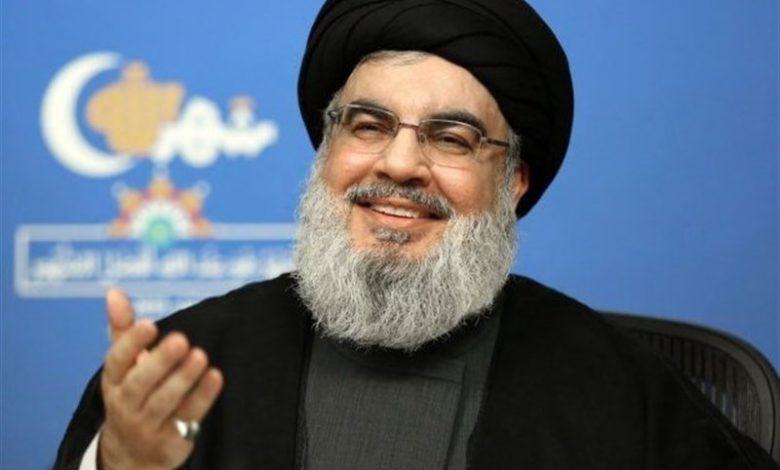 سید حسن نصرالله : ایران هیچ چشمداشتی به سوریه ندارد/ اسرائیل از آینده وحشت دارد