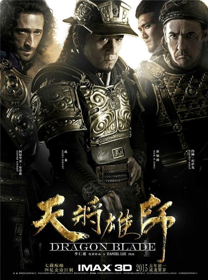 دانلود فیلم Dragon.Blade.2015
