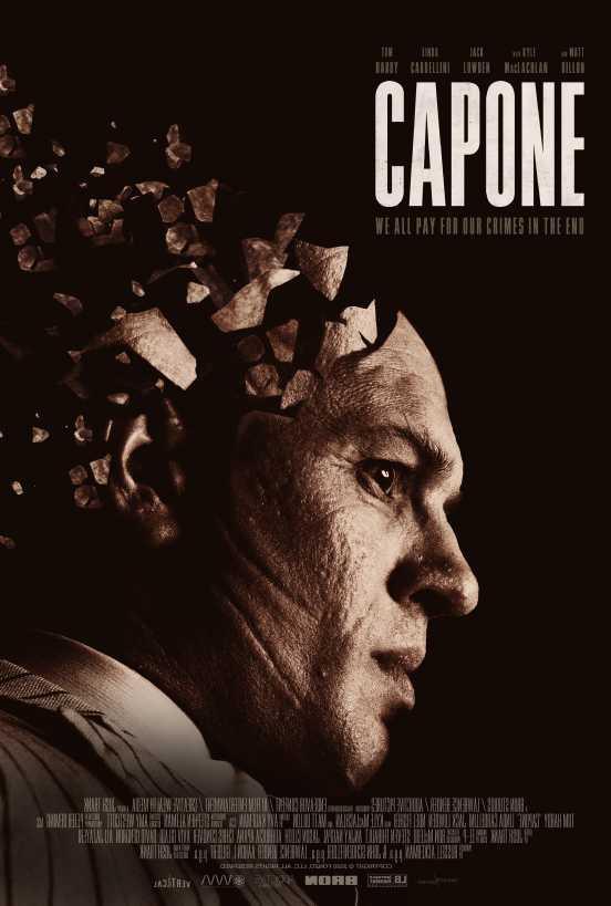 دانلود فیلم درام Capone 2020 کاپون