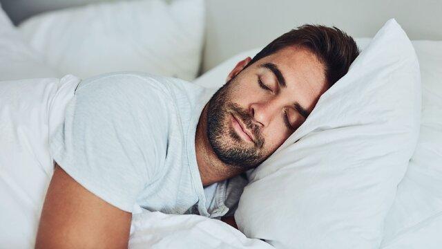 توصیههایی برای خوابیدن در چند ثانیه