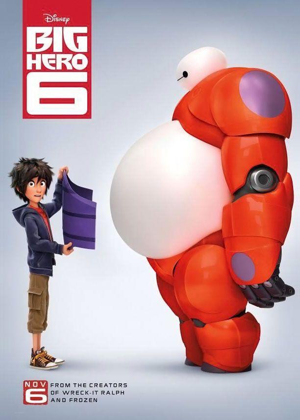 دانلود انیمیشن Big.Hero.6