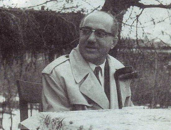 داوود منشیزاده؛ تنها ایرانی عضو حزب نازی