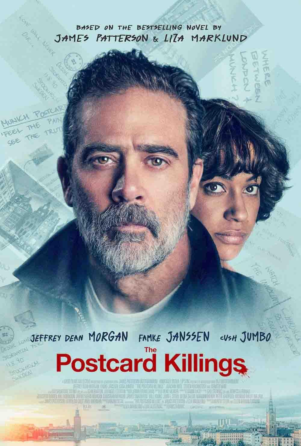دانلود فیلم The Postcard Killings 2020 - کارت پستال کشتار