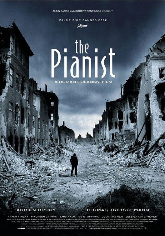 دانلود فیلم The Pianist 2002 دوبله فارسی - پیانیست