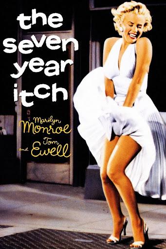 دانلود فیلم The Seven Year Itch 1955 - خارش هفت ساله