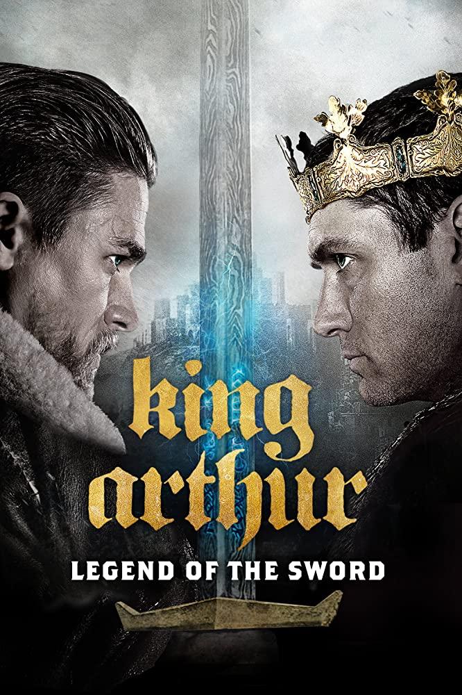 دانلود فیلم King Arthur Legend of the Sword 2017 دوبله فارسی - شاه آرتور
