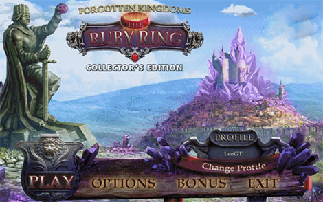 دانلود بازی Forgotten Kingdoms 2: The Ruby Ring CE Final