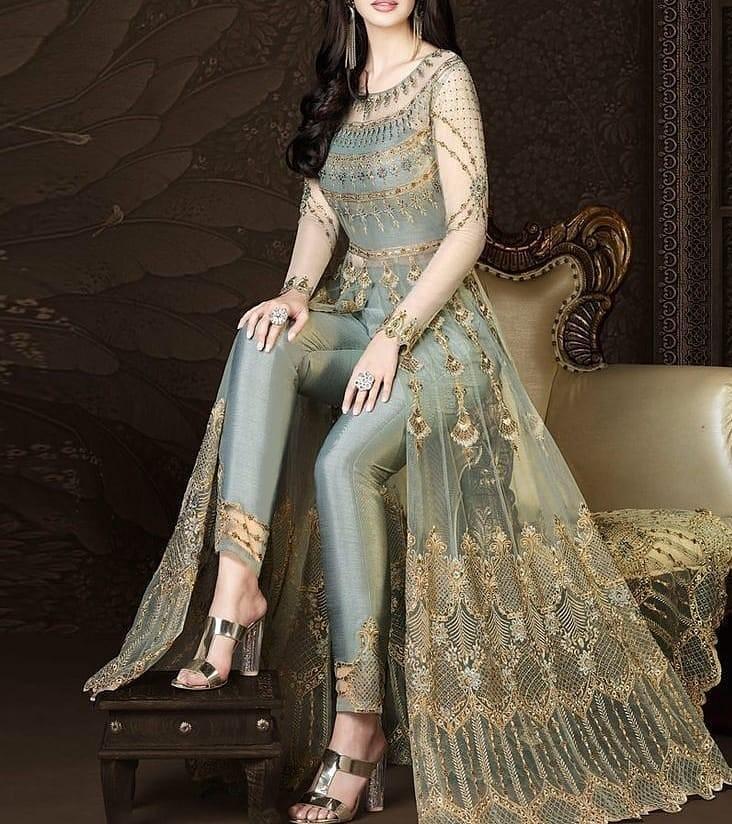 مدل لباس مجلسی بلند زنانه دخترانه