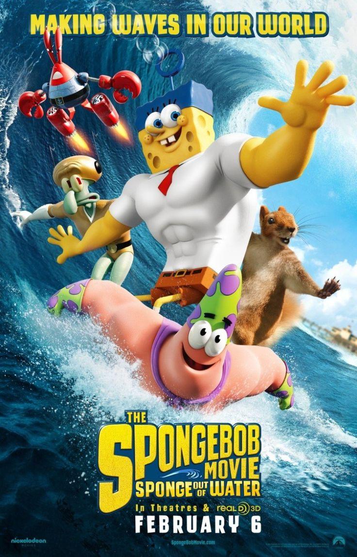 دانلود انیمه انیمیشن The.SpongeBob.Movie.Sponge.Out.Of.Water.2015