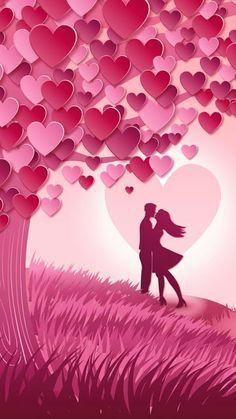 عکس عاشقانه کارتونی فانتزی