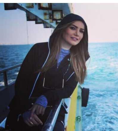 عکس خفن متین ستوده در کشتی