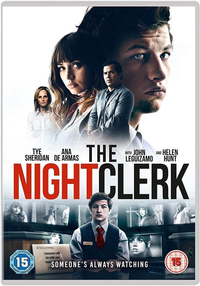 دانلود فیلم The Night Clerk 2020 - منشی شب