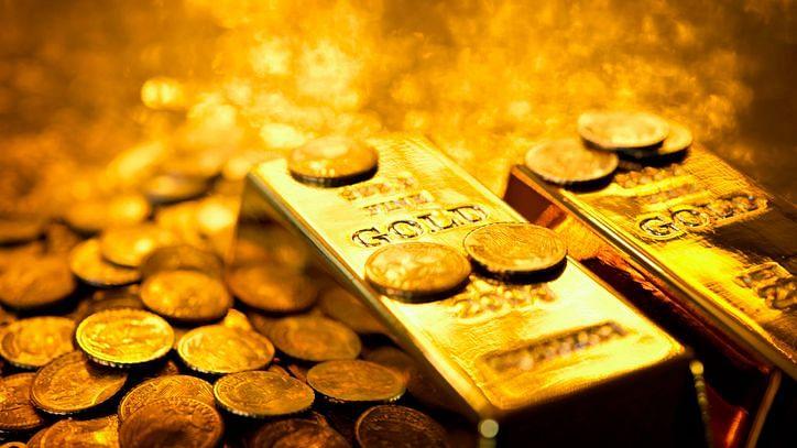 طلا حدود ۸ دلار ارزان شد
