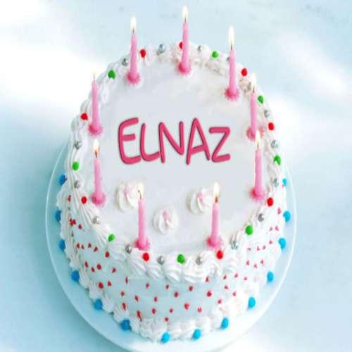 عکس و متن تولدت مبارک دخترم الناز جان