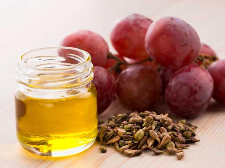 فواید سلامتی و زیبایی روغن هسته انگور