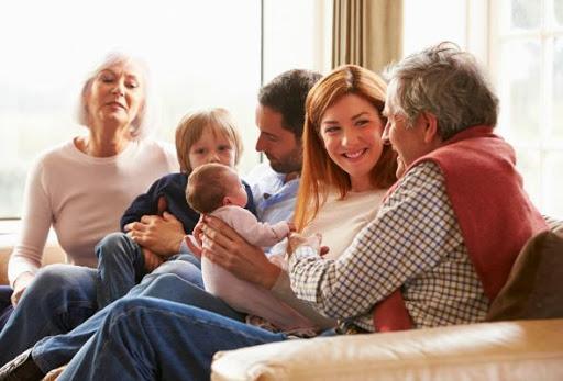 نحوه ارتباط با خانواده همسر