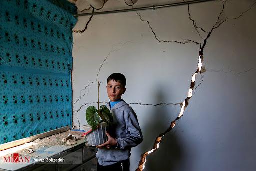 زلزله بیرم تلفات نداشت/ آسیب به برخی از خانه های روستایی