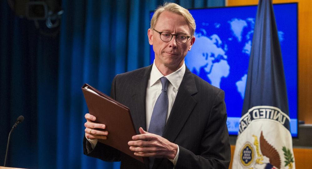برایان هوک: اختلافات آمریکا و اروپا بر سر مسئله ایران تاکتیکی است