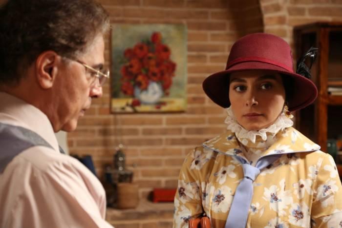 بوم و بانو سریال محرمی شبکه دو