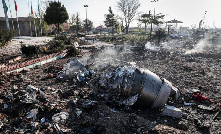اوکراین: ایران به قول خود عمل کند و جعبه سیاه هواپیما را بدهد