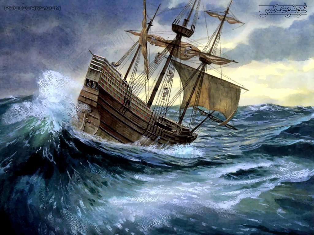 داستان کوتاه و جذاب دعای کشتی شکستگان