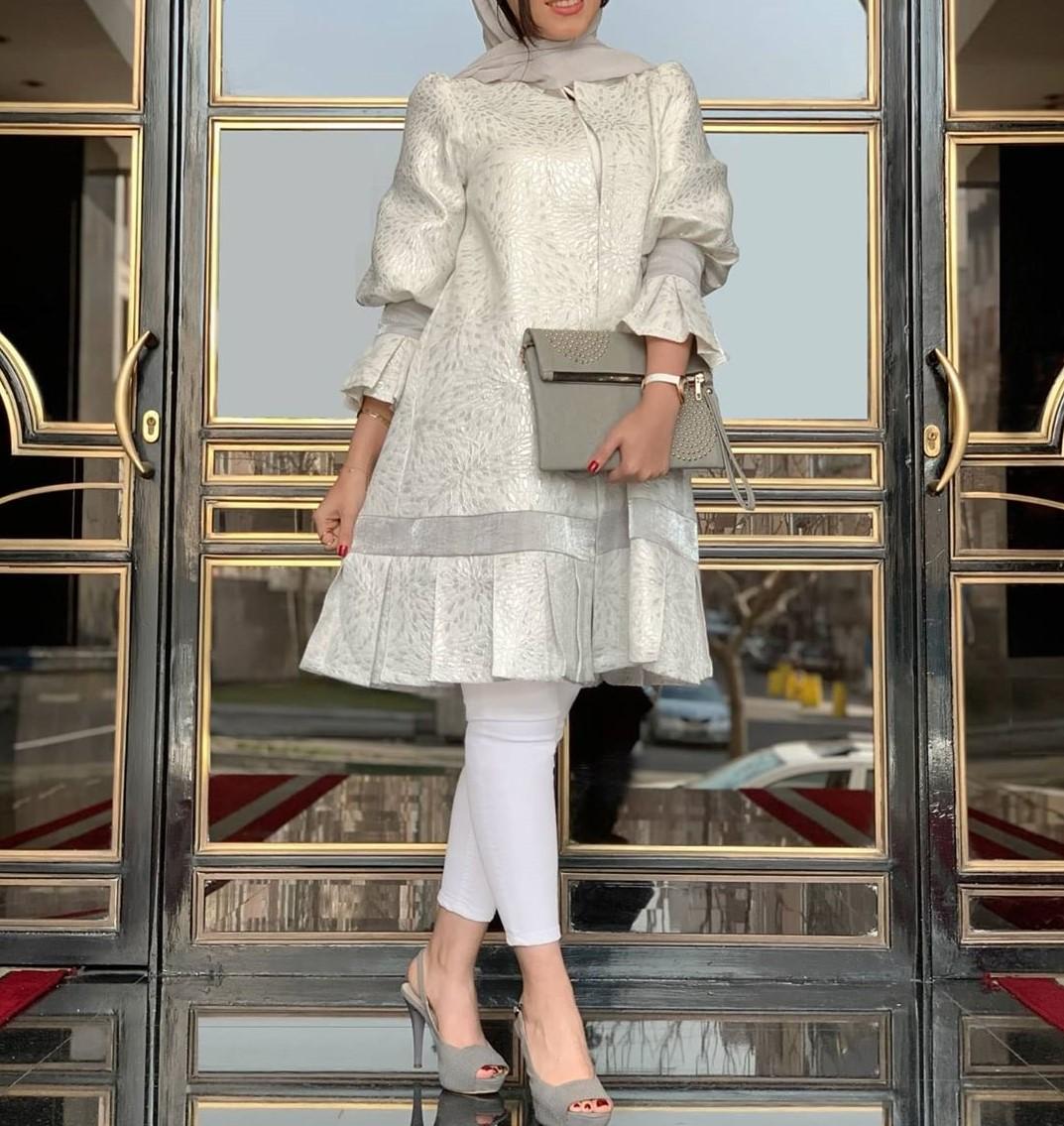 مدل مانتو مجلسی زنانه دخترانه
