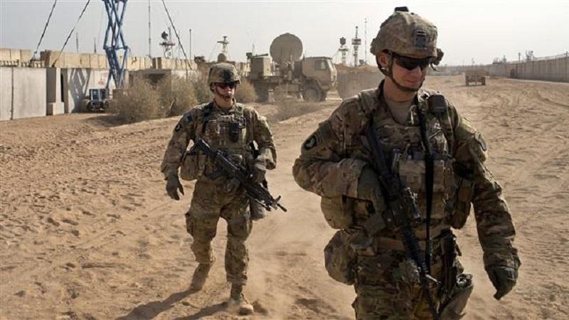 شلیک موشک به الخضرای بغداد، آژیر خطر در سفارت آمریکا