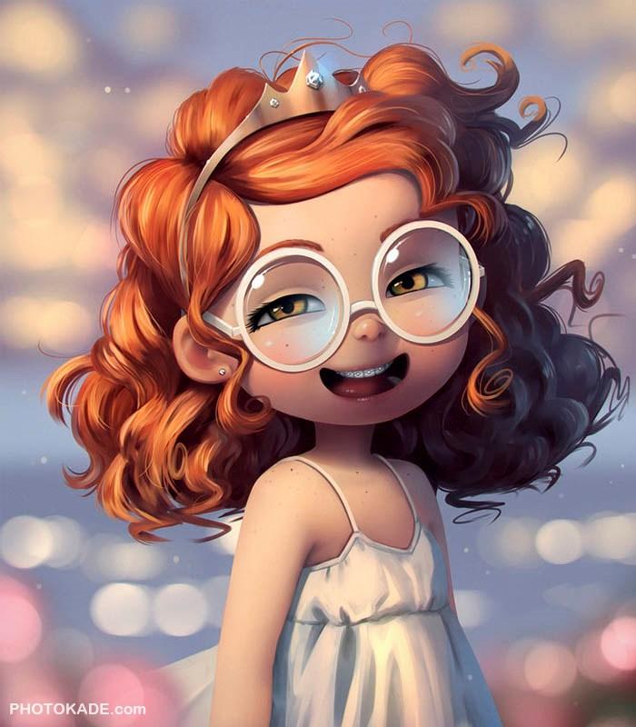 داستان پرسش جالب دختر که می گوید عشق چیست؟!!