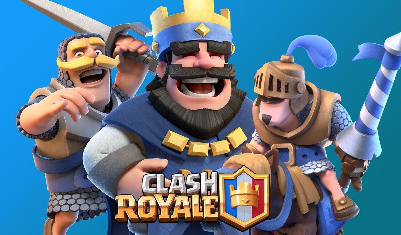 بازی کلش رویال (Clash Royale)