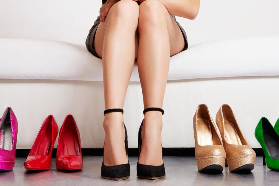 مدل کفش های لازم برای خانم ها