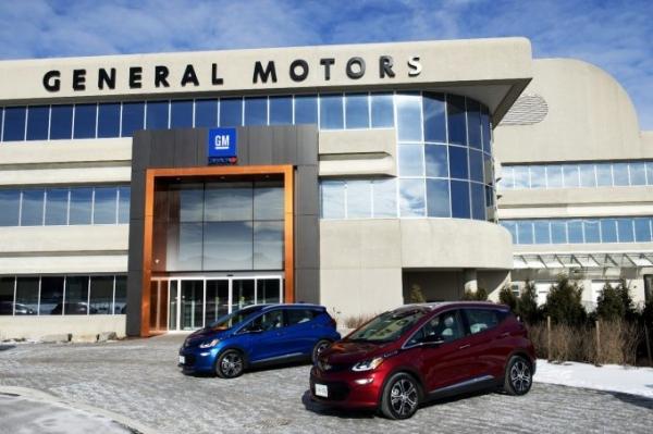 نظر جنرال موتورز درباره همهگیری خودروهای الکتریکی