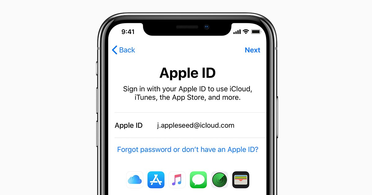 احراز هویت دو عاملی برای Apple ID